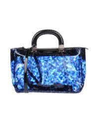 Emporio Armani | Blue Handbag | Lyst