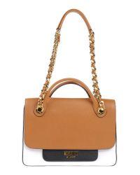 Moschino   Brown Handbag   Lyst