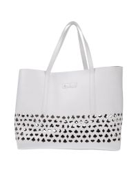 Jimmy Choo | White Handbag | Lyst