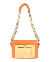 Tom Ford | Orange Shoulder Bag | Lyst