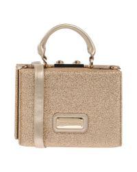Steve Madden   Metallic Handbag   Lyst