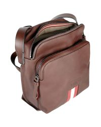 Bally - Brown Work Bags for Men - Lyst