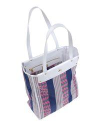J&c Jackyceline - White Shoulder Bag - Lyst