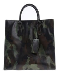 Prada - Black Handbag - Lyst