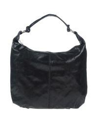 GIADA PELLE - Black Handbag - Lyst