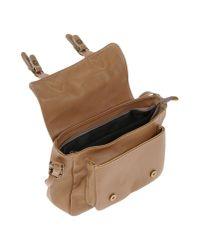 Giada Pelle - Natural Cross-body Bag - Lyst