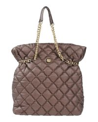 Pinko   Brown Handbag   Lyst