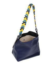 Loewe - Blue Shoulder Bag - Lyst