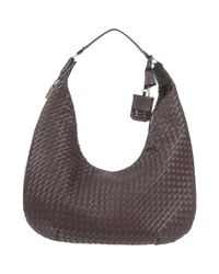 Guess | Brown Shoulder Bag | Lyst