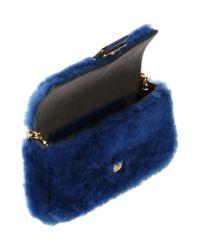 Fendi - Blue Cross-body Bag - Lyst