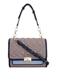 Karl Lagerfeld | Gray Handbag | Lyst