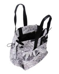 Y-3 - Gray Handbag - Lyst