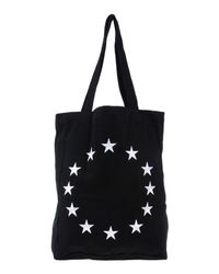 Etudes Studio - Black Star Embroidered Tote for Men - Lyst