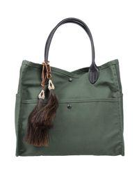 Yuketen - Green Handbag - Lyst
