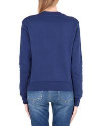 Être Cécile - Blue Sweatshirt - Lyst