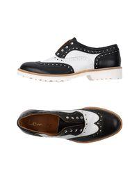 Lemarè - Black Loafers - Lyst
