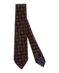 DSquared² | Brown Tie for Men | Lyst