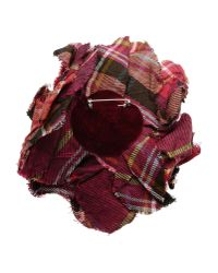 Jucca | Red Brooch | Lyst