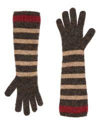 Trussardi | Multicolor Gloves | Lyst