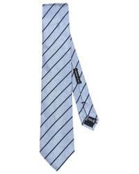 Giorgio Armani - Blue Tie for Men - Lyst