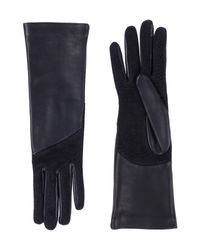 Jil Sander - Black Gloves - Lyst