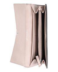 Calvin Klein Jeans - Pink Wallet - Lyst