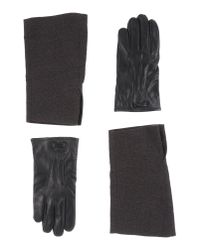 Maison Margiela Black Gloves