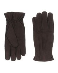 DSquared² | Brown Gloves | Lyst