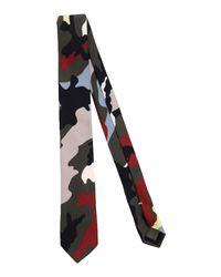 Valentino | Black Tie for Men | Lyst