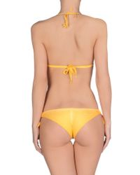 Agogoa | Yellow Bikini | Lyst
