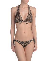 Les Copains - Multicolor Bikini - Lyst