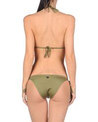 Twin Set - Green Bikini - Lyst