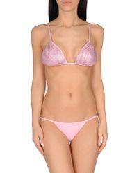 Fisico - Pink Bikini - Lyst