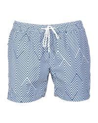 Rrd | Blue Swim Trunks for Men | Lyst