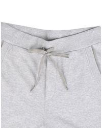 DIESEL   Gray Sleepwear   Lyst