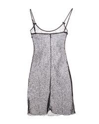 Momoní - Black Sleeveless Undershirt - Lyst