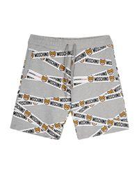 Moschino - Gray Sleepwear for Men - Lyst