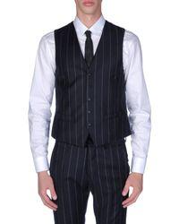 Mauro Grifoni - Blue Suit for Men - Lyst