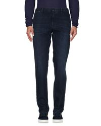 Marina Yachting | Blue Denim Pants for Men | Lyst