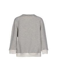 Patrizia Pepe Black Sweatshirt