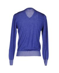 Heritage | Blue Jumper for Men | Lyst