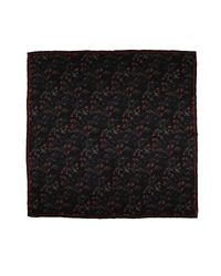 Givenchy - Black Square Scarf - Lyst