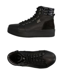 Lumberjack - Black High-tops & Sneakers - Lyst