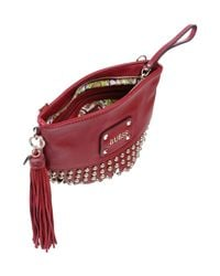 Guess - Red Cross-body Bag - Lyst