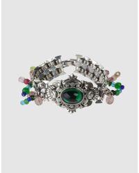 Philosophy di Alberta Ferretti - Metallic Bracelet - Lyst