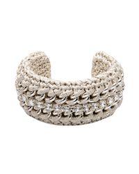 Venessa Arizaga | Gray Bracelet | Lyst