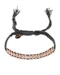 Shashi | Brown Bracelet | Lyst