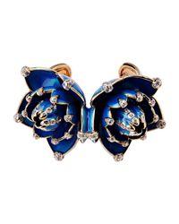 Roberto Cavalli | Blue Bracelet | Lyst
