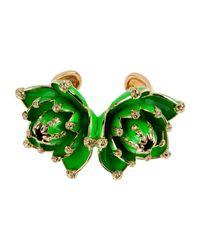 Roberto Cavalli | Green Bracelet | Lyst