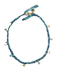 Marc By Marc Jacobs - Blue Bracelet - Lyst
